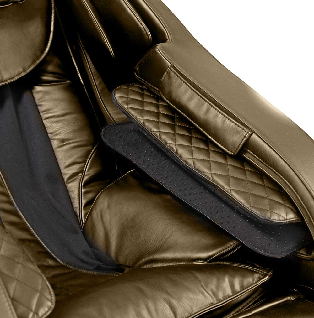 Close-up of Formatica iQ Massage Chair
