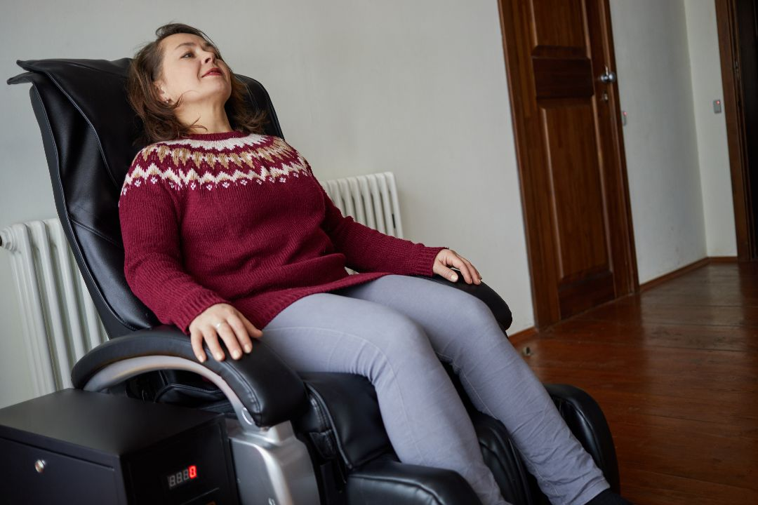 Rent To Own Massage Chairs